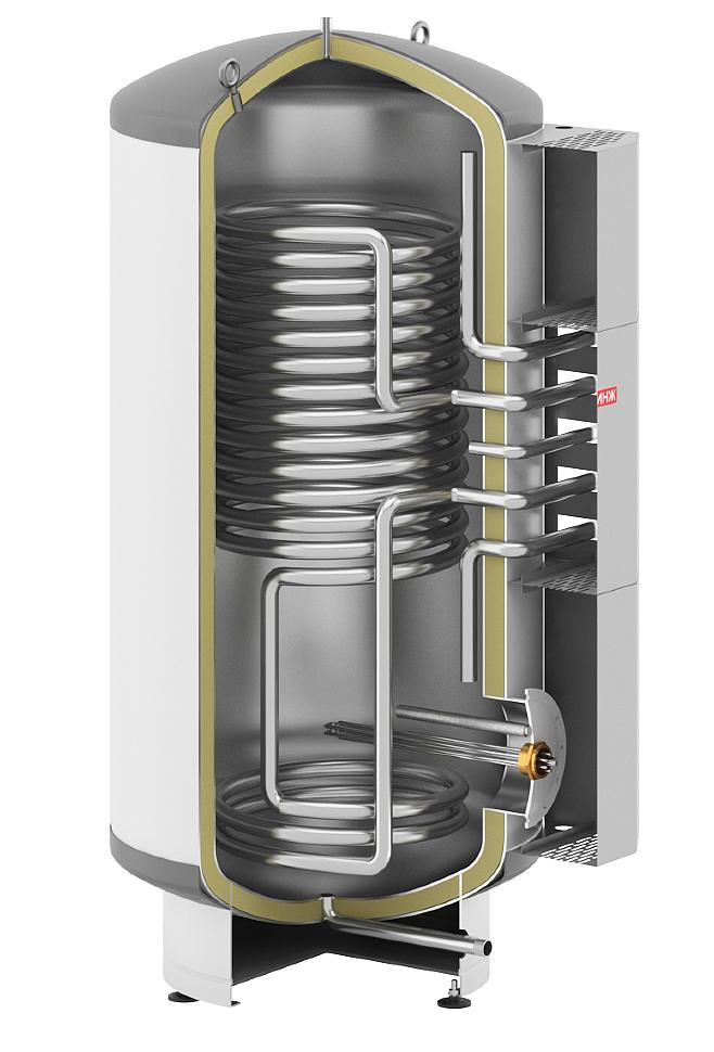 Подбор промышленного водонагревателя