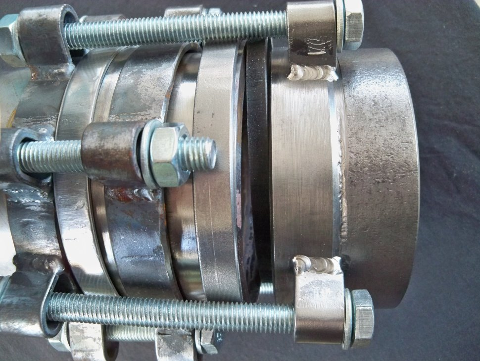 Теплообменники тип ттаи Уплотнения теплообменника Sondex S31A Мурманск